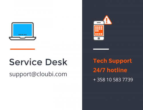 Cloubi Service Desk