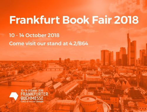 Meet us at Frankfurt Book Fair 10.-14.10.