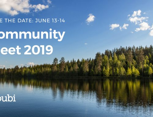 Save the date: Cloubi Community Meet 2019